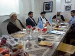 جلسه دی ماه هیأت مدیره اتحادیه موسسات قرآنی مردمی استان اصفهان