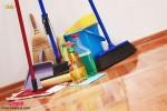 ۲۵روز نظافت در خانه