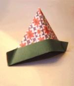 کلاه کاغذی