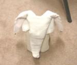 فیل حوله ای