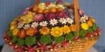 تزيين با گل خشك