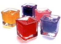 ساخت انواع شمع های ساده