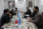 جلسه مشترک اتحادیه موسسات قرآنی مردمی استان اصفهان با فرماندهی انتظامی استان