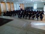 برگزاری جلسه آموزشی سواد رسانه ای ویژه دانش آموزان دبیرستان دخترانه هفتم محرم اصفهان
