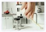 شستن آشپزخانه های کوچک