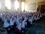 برگزاری دوره آموزشی سواد رسانه ای و فضای مجازی در دبستان عفاف سپاهان شهر اصفهان